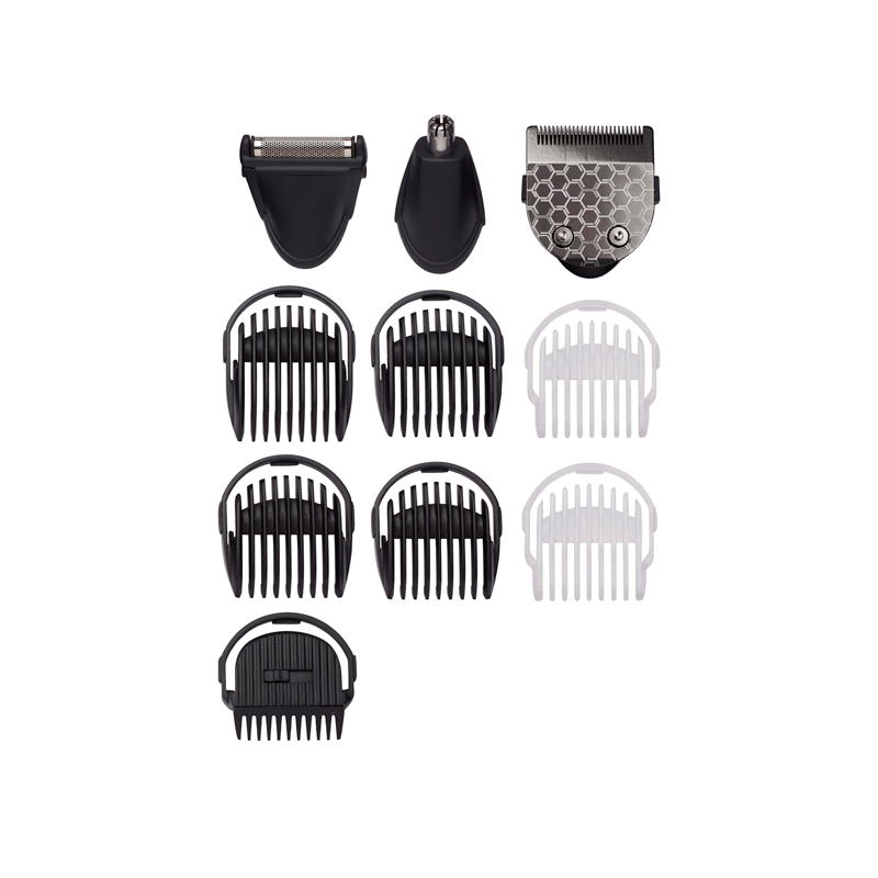 10 in 1 Carbon Titanium Multigrooming-Set