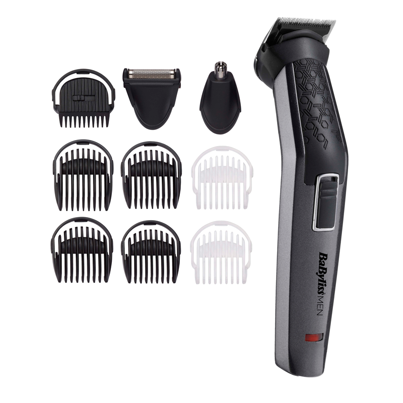 10 in 1 Carbon Titanium Multigrooming-Set - BaByliss