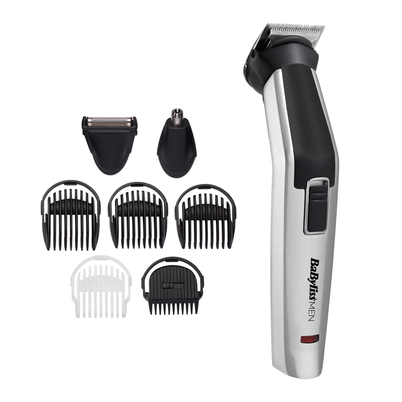 8 in 1 Titanium Multigrooming-Set - BaByliss