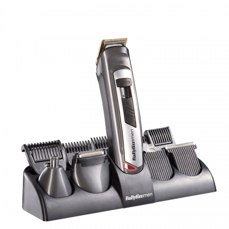 Multifunktionstrimmer 10 in 1 Titanium - BaByliss
