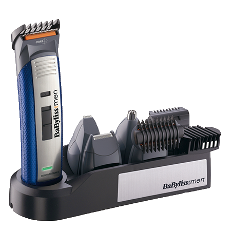 Multifunktionstrimmer 10 in 1 Blau - BaByliss