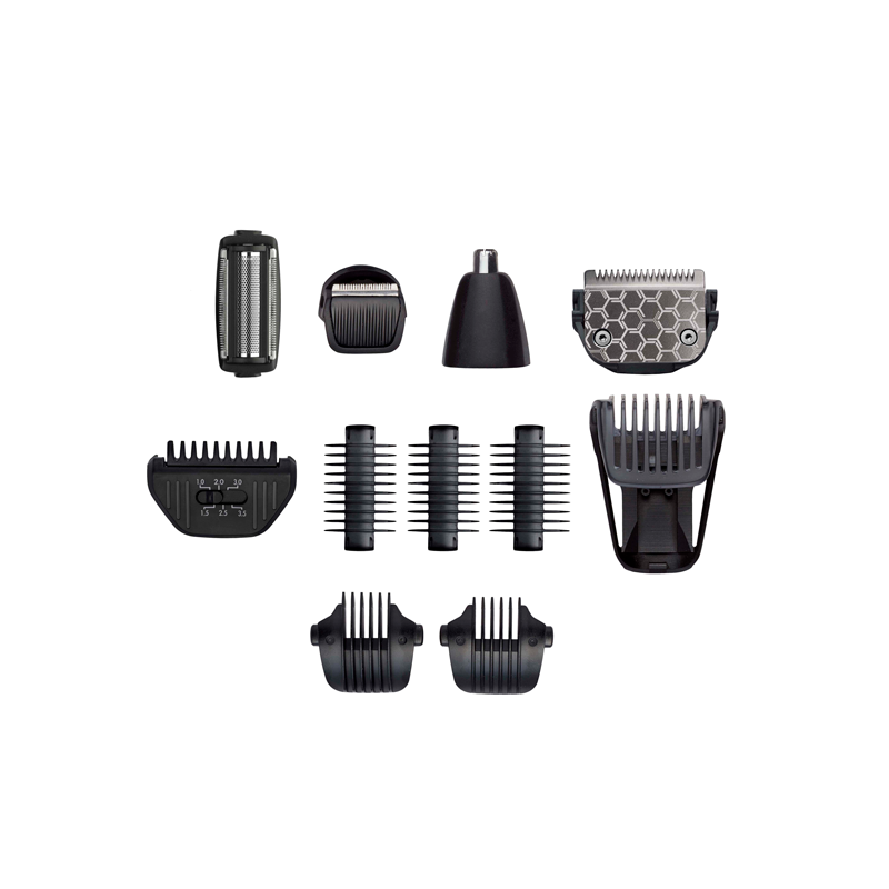 11 in 1 Carbon Titanium Multigrooming-Set