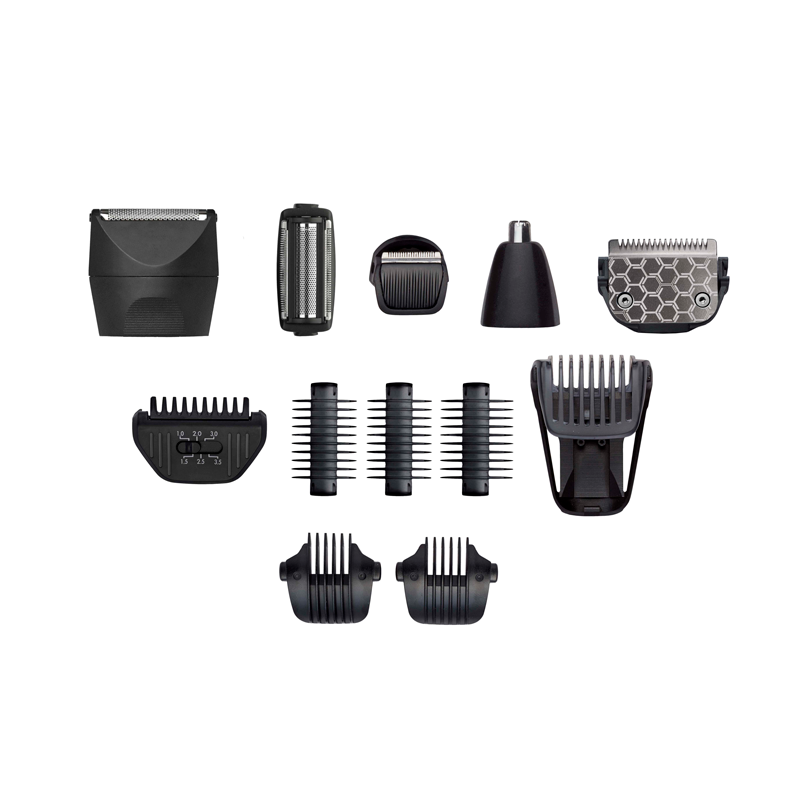 Japanese Steel 12 in 1 Multigrooming-Set
