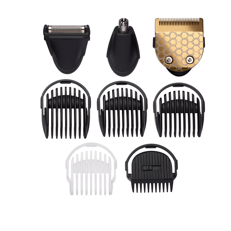 8 in 1 Titanium Multigrooming-Set