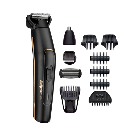 11 in 1 Carbon Titanium Multigrooming-Set - BaByliss